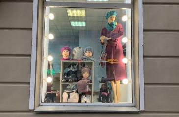 Магазин женской одежды в Центральном районе