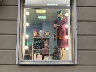 Магазин женской одежды в Центральном районе (продано)