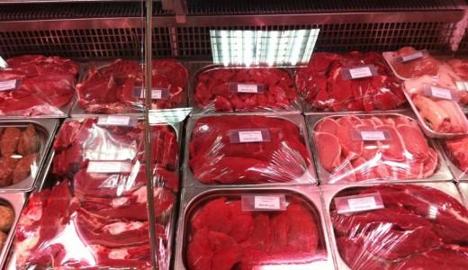 Мясной магазин в Индустриальном районе (продано)