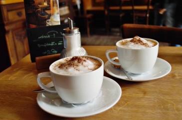 Известная кофейня в Центре города