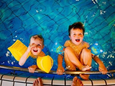 Детский центр с бассейном