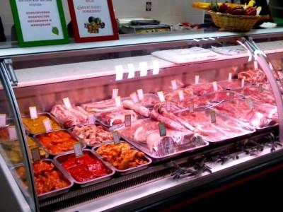 Сеть мясных магазинов (продано)