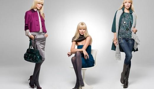 Магазин брендовой женской одежды (продано)