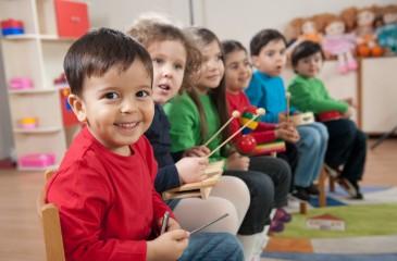 Детский сад в элитном микрорайоне города