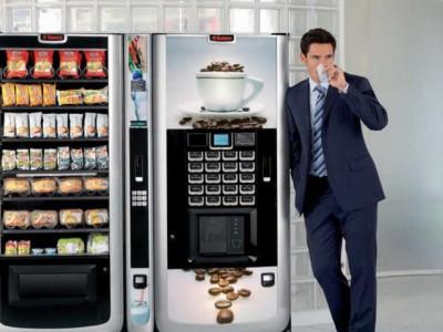 Вендинговый бизнес - сеть кофейных аппаратов