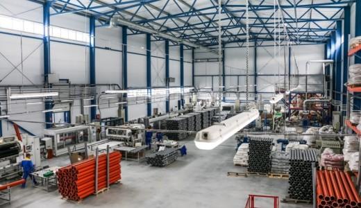 Производственно - торговая база