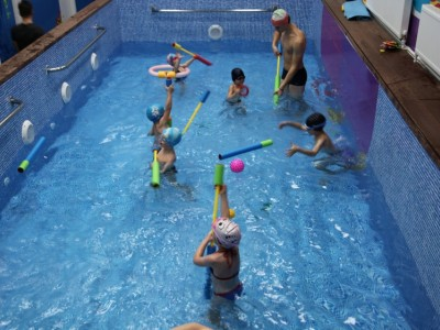 Популярный детский бассейн