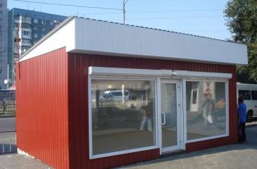 Продуктовый мини-магазин в Алтайском Крае (продано)