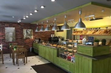 Кафе – пекарня в собственности