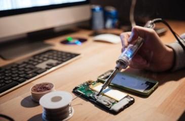 Сервисный центр по ремонту компьютерной и мобильной техники