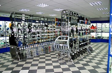 Популярный магазин автозапчастей