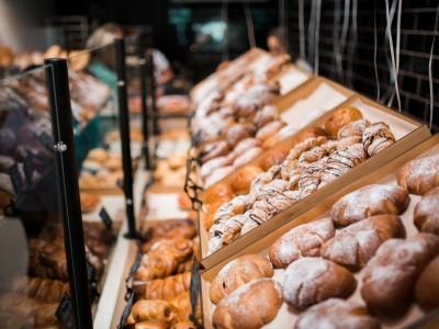 Пекарня в спальном районе