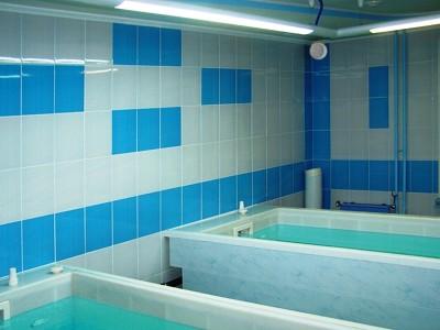 Выгодный бизнес - бассейн грудничкового плавания
