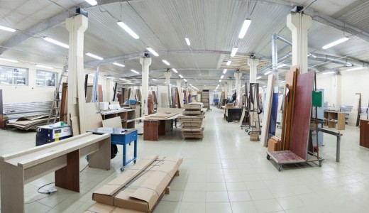 Мебельное производство (более 3000 м.кв.)