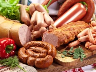 Элитный отдел мясных деликатесов