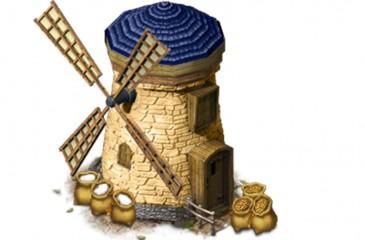 Комбинат хлебопродуктов (200 тн/сут готовой продукции)