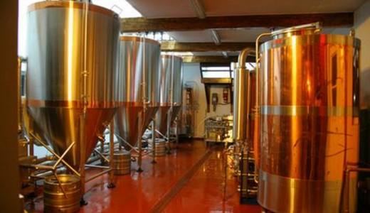 Пивоварня крафтового пива