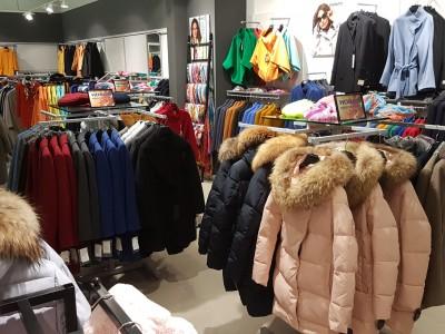 Популярный магазин одежды по цене товарного остатка