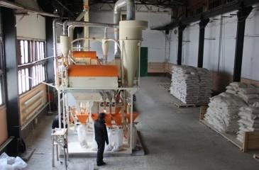 Крупяное производство и маслозавод