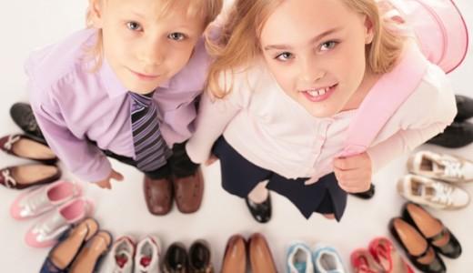 Сеть магазинов детской обуви