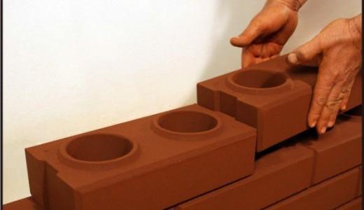 Производство облицовочного гиперпресованного кирпича