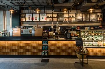 Крупнейшая сеть кофеен в городе