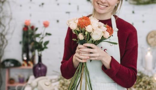 Оптово - розничный цветочный магазин в центре города