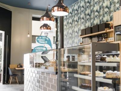 Уютная пекарня c собственным производством