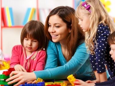 Частный детский сад с группой выходного дня