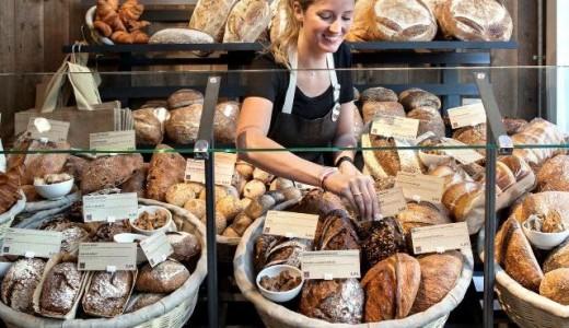 Большая и уютная пекарня в новом районе