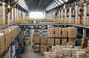 Крупный дистрибьютор с собственным производством