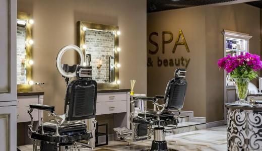 Арендный бизнес действующий салон красоты