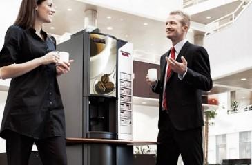 Уникальные кофейные автоматы