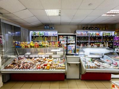 Продуктовый магазин в Кировском районе