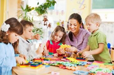 Раскрученный детский сад