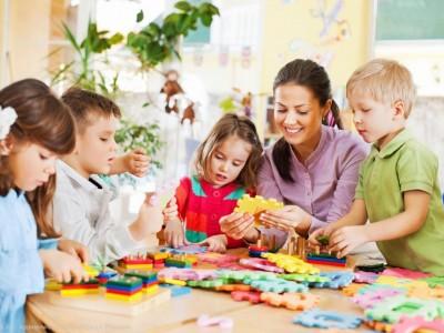 Раскрученный детский сад (Продано)