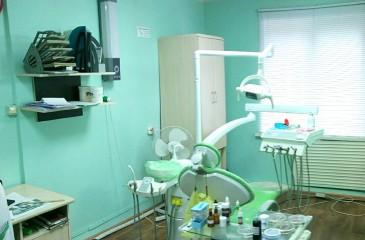 Стоматологический кабинет с низкой арендой