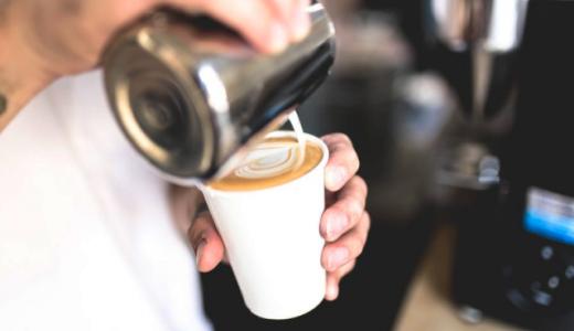 Известная сеть мини-кофеен в центре