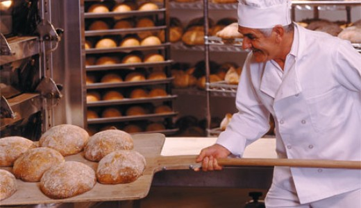 Магазин-пекарня с точками сбыта (продано)