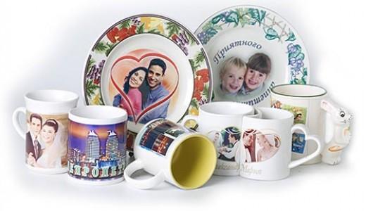 Печать на стекле, металле, керамике (продано)
