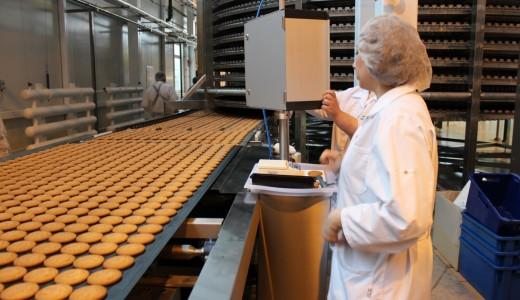 Кондитерский цех по производству тортов и печенья