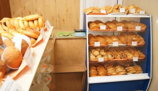 Пекарня с хорошим пешеходным трафиком (продано)