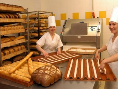 Производство хлебобулочных изделий