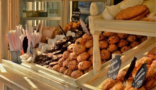 Пекарня в Октябрьском районе