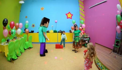 Отличный детский клуб в ТРЦ