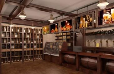 Магазин разливных напитков на первой линии (Продано)