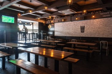 Известный пивной бар в Роще (продано)