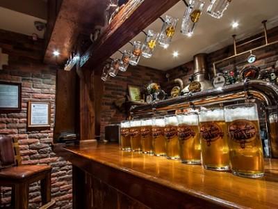Новый пивной бар на Балтийской