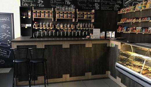 Бар - магазин пива с клиентской базой (продано)