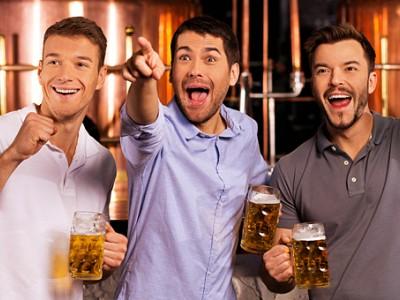 Магазин - бар импортного пива